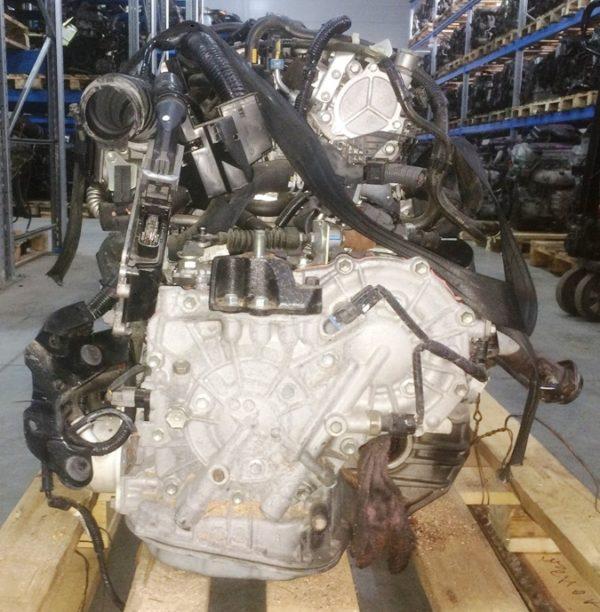 КПП Mazda P3 CVT FF DEJFS 7