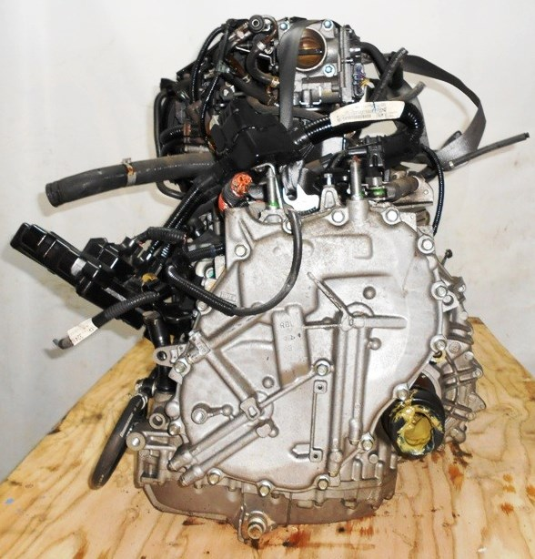 Двигатель Honda LEA - 3036096 CVT SD5A FF GP3 98 000 km коса+комп 5