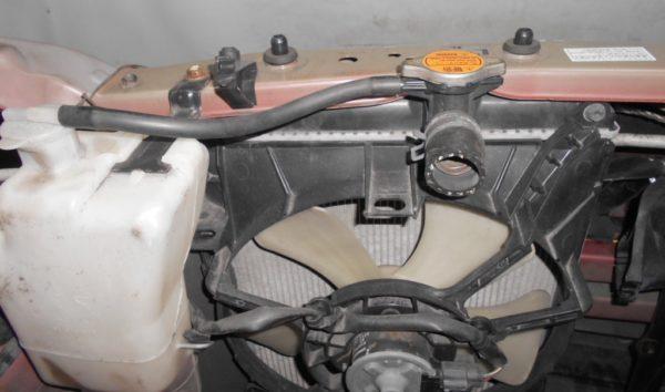 Ноускат Toyota Passo 10 (594911) 7