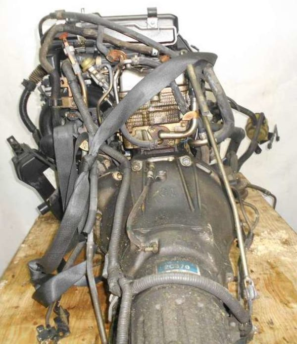 Двигатель Toyota 1G-FE - 6979707 AT 03-70LS A42DE-A04A FR GX110 BEAMS 115 000 km коса+комп 7