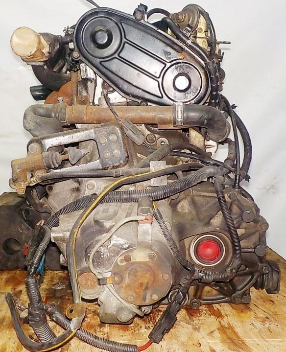 Двигатель Nissan CD17 - 702042X MT RS5F31A FF гидравлическая 5