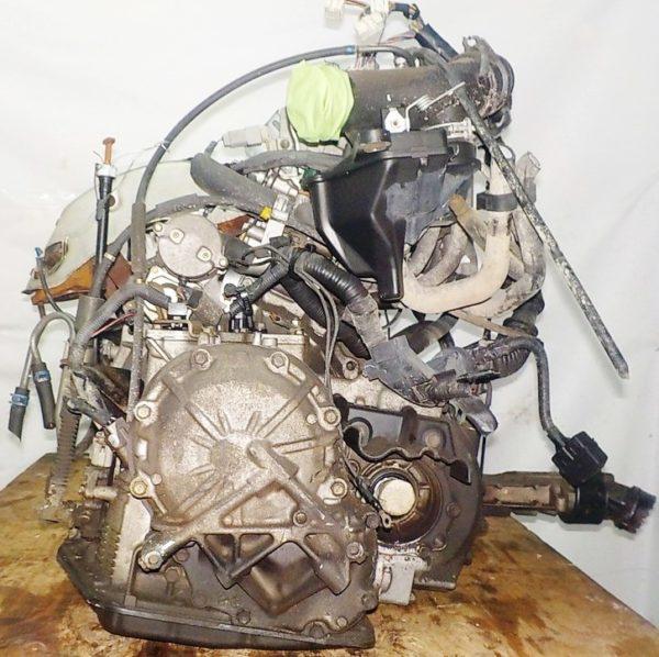 Двигатель Toyota 5S-FE - 1065081 AT A541F FF 4WD Gracia коса+комп 5