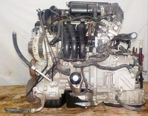 Двигатель Mitsubishi 3A90 - UAB6697 CVT F1CJB FF A05A коса+комп 1