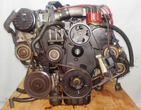 Двигатель Mitsubishi 6G71 - SA2242 AT FF S11A 87 097 km комп 3