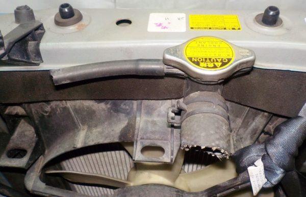 Ноускат Toyota Passo 10, (1 model) (W101881) 9