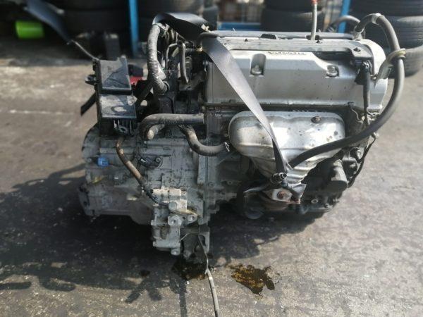Двигатель Honda K20A - 2460337 AT MTJA FF RG1 158 000 km коса+комп 4