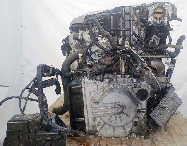Двигатель Mitsubishi 6G72 - PP8594 AT F4A42 FF F31A GDI MD352147 84 000 km коса+комп 6