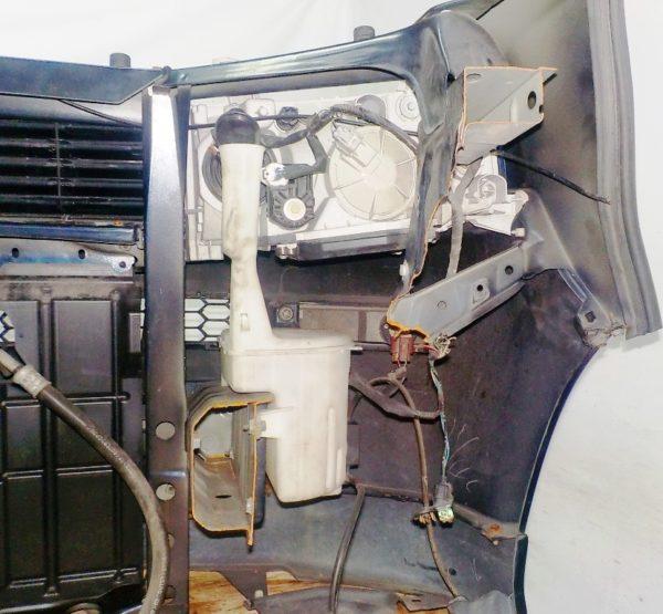 Ноускат Toyota bB 30 2000-2005 y., xenon (W09201834) 8