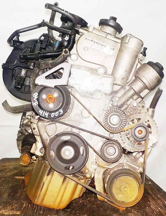 Двигатель Volkswagen BLF - 414003 AT FF 3
