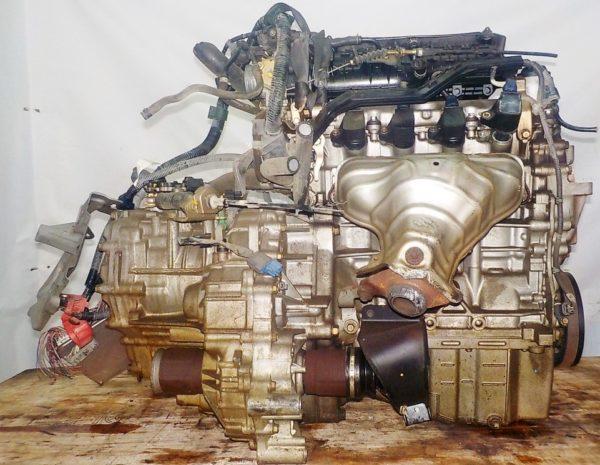 Двигатель Honda L15A - 3039338 CVT SFBA FF GK1 коса+комп 7