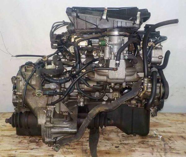 Двигатель Nissan CGA3 - 101339 CVT RE0F21A FF без датчика скорости 5
