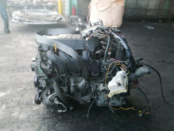 Двигатель Toyota 2NZ-FE - 3328814 AT U441E-02A FF NCP30 143 000 km коса+комп 1