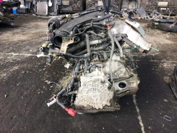 КПП Mazda L3 AT FF GY3W 5