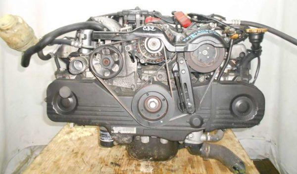 Двигатель Subaru EJ15 - D052041 AT TA1B4AU5AA FF EJ152DP9AE 131 400 km комп 3