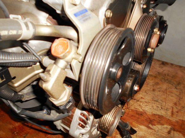Двигатель Nissan VQ25-DE - 312559A AT RE5R05A FR Y50 149 000 km коса+комп 4