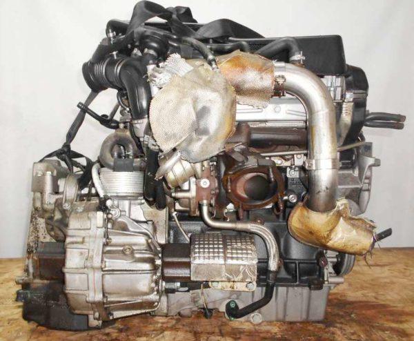 КПП Audi AUQ AT FF A5 4