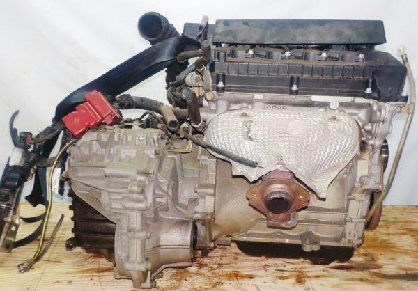 Двигатель Mitsubishi 4A90 - 0002754 CVT F1C1A FF Z21A 67 000 km коса+комп 4