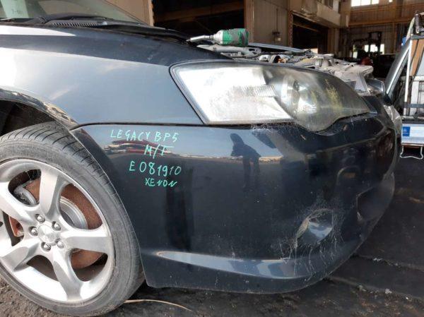 Ноускат Subaru Legacy BL/BP, xenon (E081910) 2