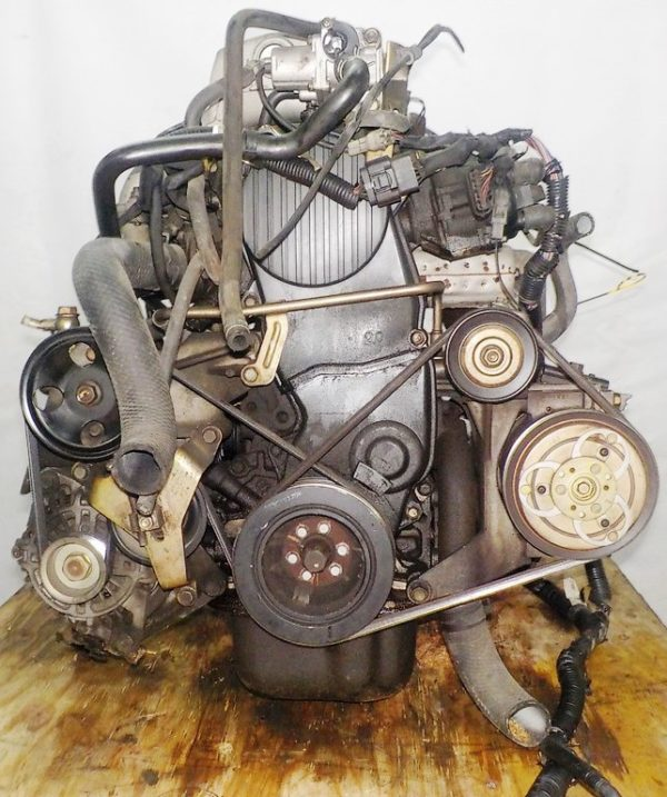 Двигатель Mazda FE - 989417 AT FR SGEW 159 000 km коса+комп 6
