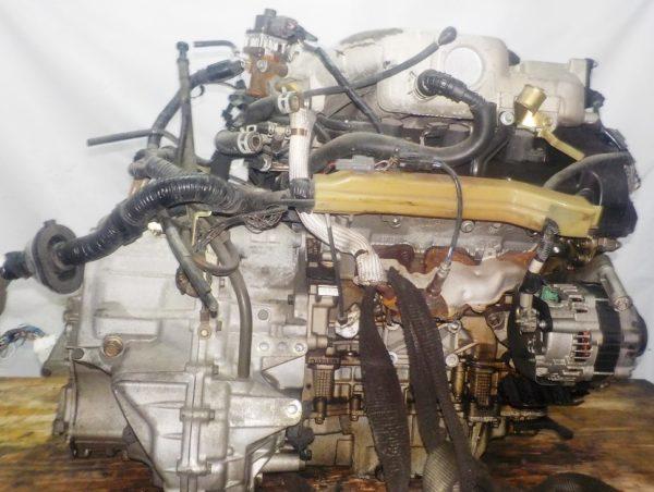 Двигатель Mazda AJ - 265975 AT FF LWFW 147 150 km 02′ коса+комп 4