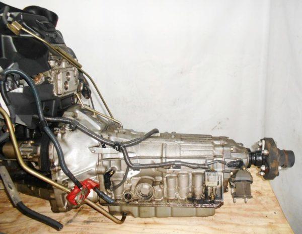 Двигатель Toyota 2JZ-FSE - 0753420 AT 35-50LS A650E-A02A FR JZS177 119 000 km коса+комп, нет выпускного коллектора 3