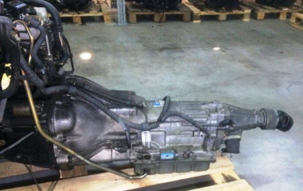 Двигатель Toyota 1G-FE - 6940453 AT 03-70LS 35000-2C400 FR BEAMS коса+комп 5