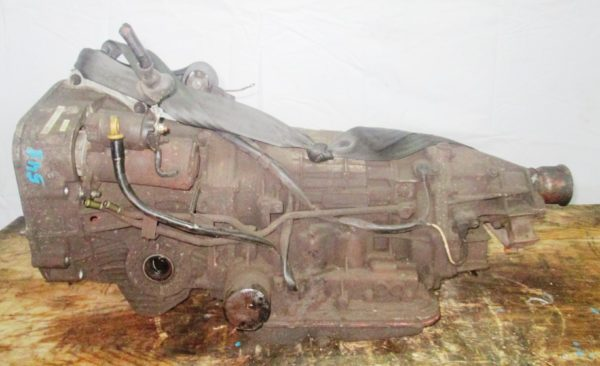 АКПП Subaru EJ20 AT TZ1A2ZD7AA 4WD GF8 (541) 1