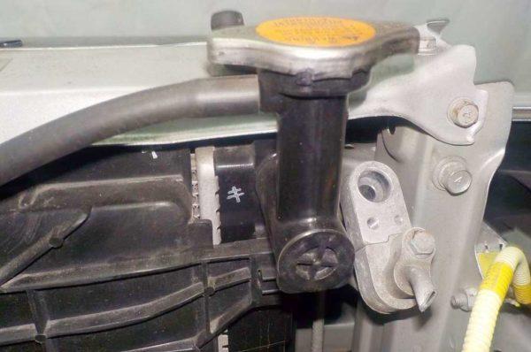 Ноускат Mitsubishi Colt (2 model) xenon (W03201904) 8