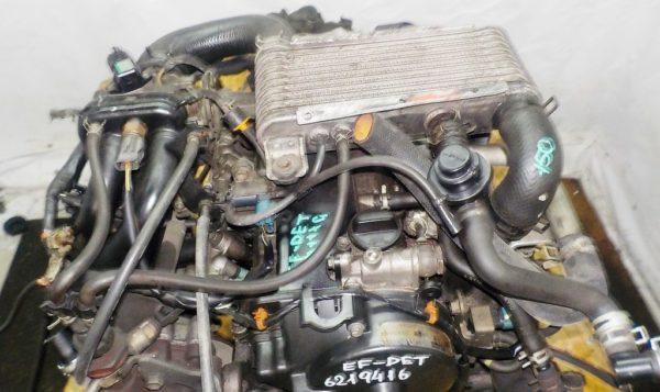 КПП Daihatsu EF-DET AT FR 4WD J111G 2