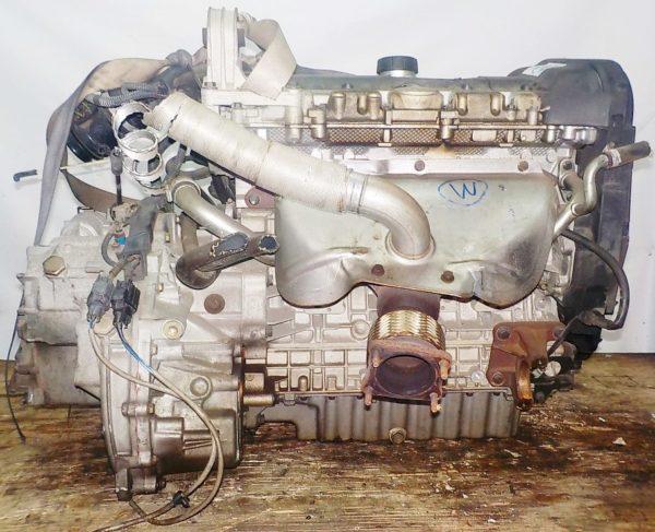 Двигатель Volvo B5254S - 1728313 AT FF коса+комп 5