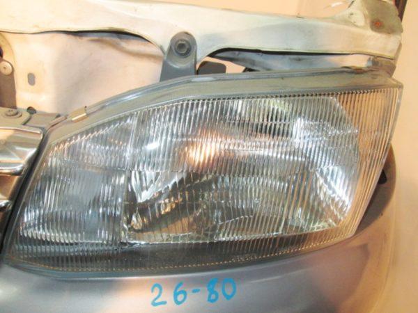 Ноускат Toyota Granvia (000423) 5