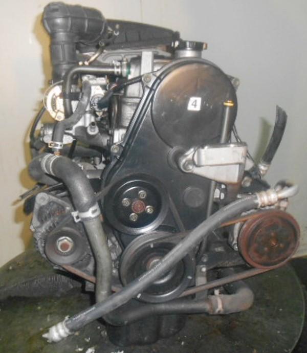 Двигатель Suzuki F6A - 2580766 AT FF селектор и охл.сверху 2