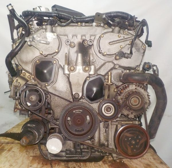 КПП Nissan VQ25-DD AT FF 5