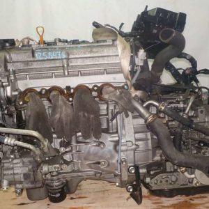 Двигатель Suzuki K12B - 1258476 CVT FF ZC71S коса+комп 9