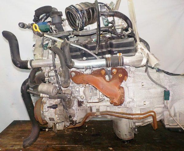 Двигатель Nissan VQ25-DE - 256038A AT RE5R05A FR Elgrand коса+комп 1