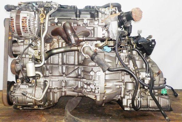 КПП Nissan QR25-DD NEO 1