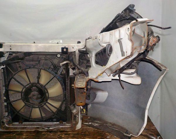 Ноускат Honda Fit GD1, (1 model) (W08201831) 7