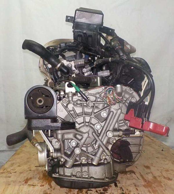Двигатель Suzuki K12B - 1258476 CVT FF ZC71S коса+комп 5