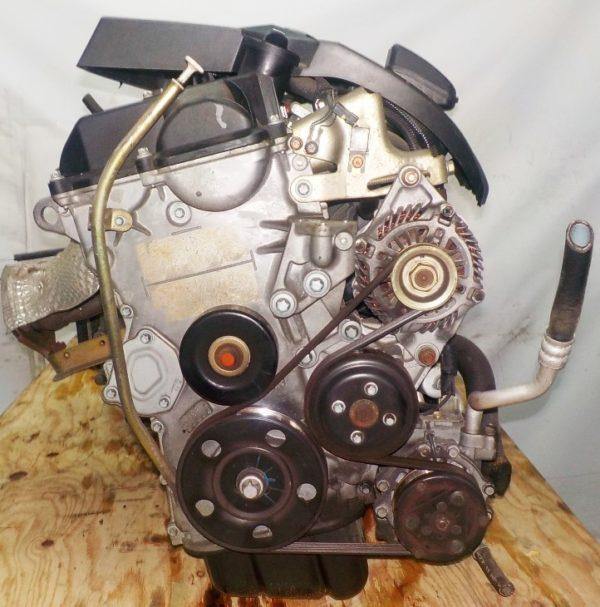 Двигатель Mitsubishi 4A90 - 0002754 CVT F1C1A FF Z21A 67 000 km коса+комп 3