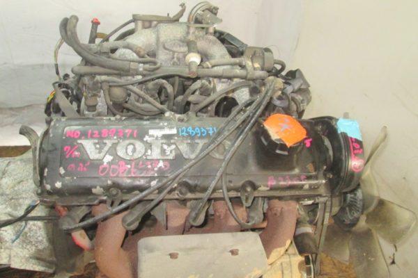 Двигатель Volvo B230FK - 1289371 AT FR коса+комп 2