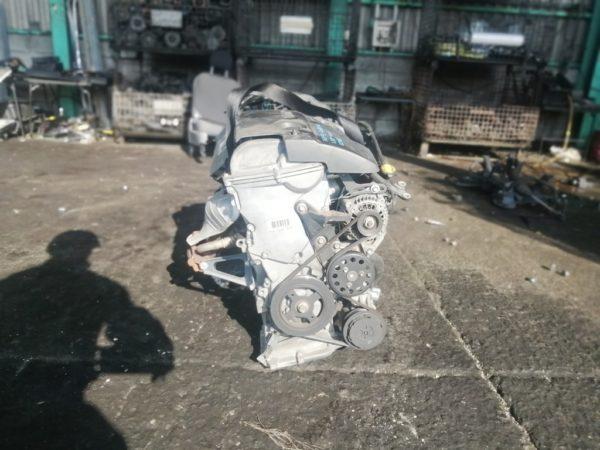 Двигатель Toyota 1NZ-FE - D484002 CVT K210-02A FF NCP81 156 000 km электро дроссель коса+комп 3