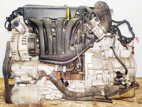 Двигатель BMW W10B16D - 751074601 AT FF 03′ коса+комп 1