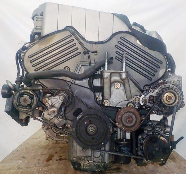 Двигатель Mitsubishi 6G72 - PP8594 AT F4A42 FF F31A GDI MD352147 84 000 km коса+комп 4