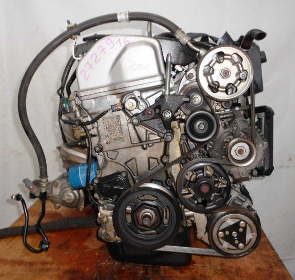 Двигатель Honda K20A - 2727916 AT MTKA FF 4WD RG2 3