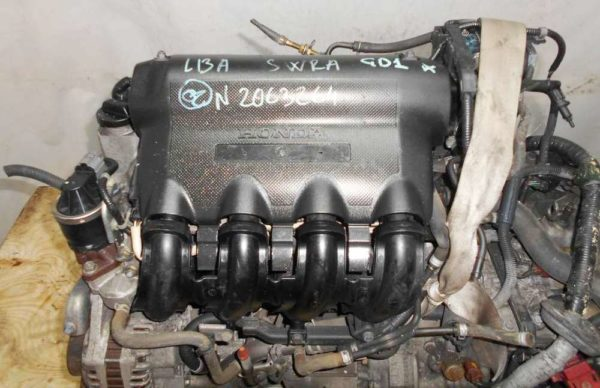 КПП Honda L13A CVT SWRA FF GD1 2