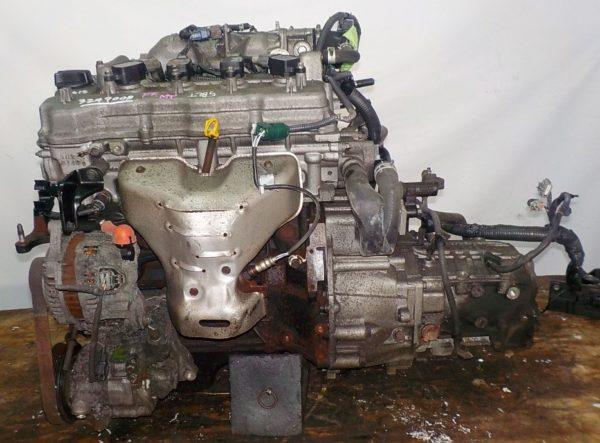 Двигатель Nissan QG15-DE - 324900B MT RS5F70A FF Silver электро дроссель коса+комп 1
