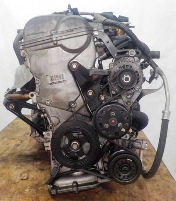 Двигатель Toyota 1NZ-FE - C005237 CVT K210-02A FF NCP100 143 130 km электро дросель коса+комп 3