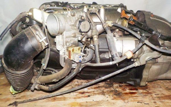 КПП Toyota 2TZ AT FR 1