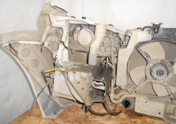 Ноускат Subaru Legacy BL/BP, (1 model) xenon (W051921) 9