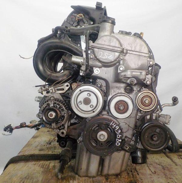 Двигатель Toyota 2SZ-FE - 1493680 CVT K410 FF коса+комп 3